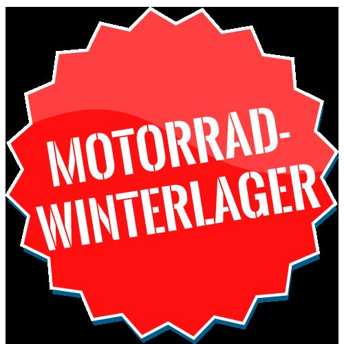 Winterlager Motorrad Schreiber